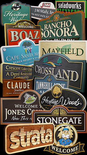 Home Bar Decor and Accessories - signage