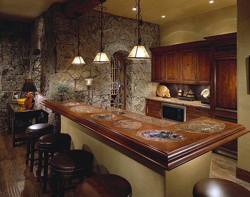 Building Your Own Simple Wet Bar