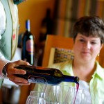 The guidelines of fine wine tasting