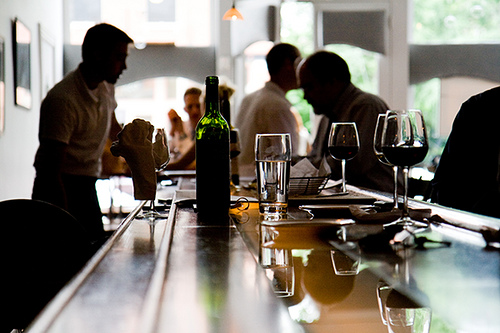 Pre-plan for Wine Bar Business