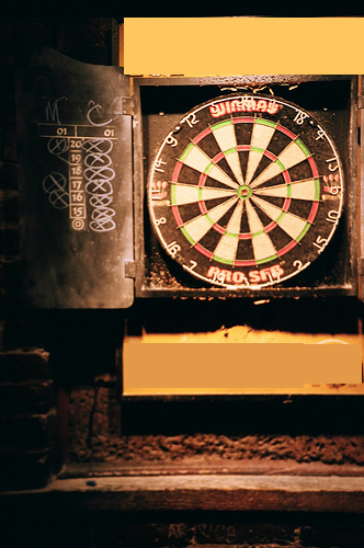 The Basics Of Putting Up a cool Sports Bar - dart