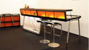 Attractive Designs for Portable bars
