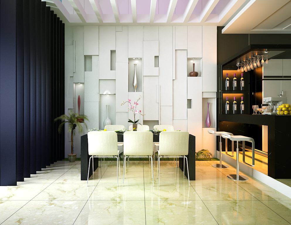 Modern Types of Bar Shapes - straight bar