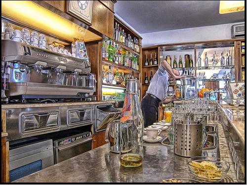 Bar Top Materials Ideas - top bar