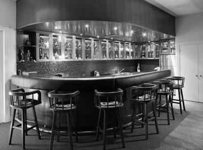 Modern Bar Design - Ergonomic