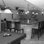 Modern Bar Design - Modern