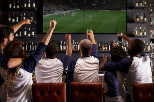 Sports Bar Essential Amenities